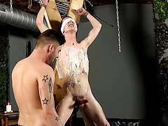 boys getting male blowjob