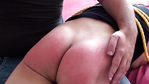 men spanking caning whipping